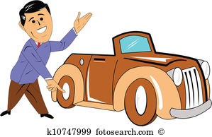 Used car salesman Clipart Vector Graphics. 23 used car salesman.