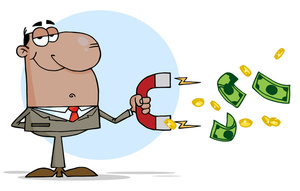 Salespeople Clipart.