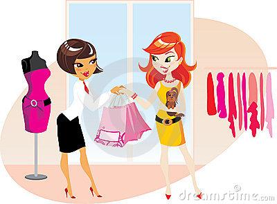 Salesperson Stock Illustrations.