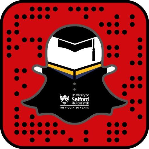 Salford University (@SalfordUni).