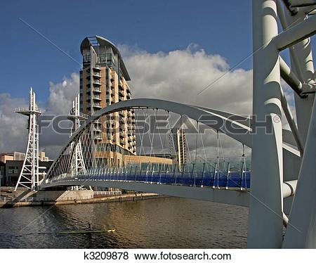 Pictures of Bridge at Salford k3209878.