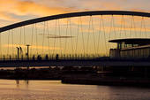 Picture of England, Greater Manchester, Salford Quays, The.