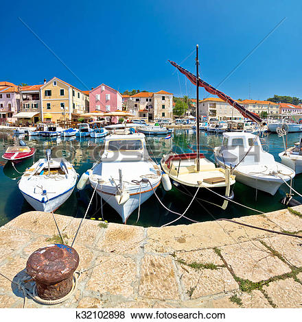 Pictures of Town of Sali on Dugi otok island k32102898.