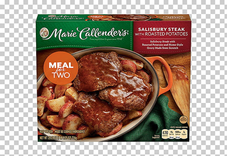 Meatball Salisbury steak Gravy TV dinner Roast beef, roast.