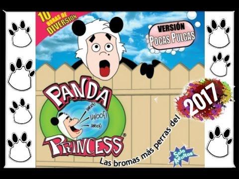 ME SALISTE PUTO MARICON panda bromas.