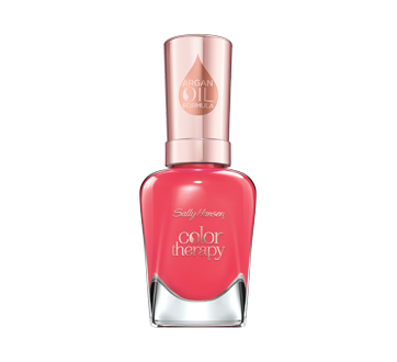 Color Therapy Nail Colour, 14.7 ml.
