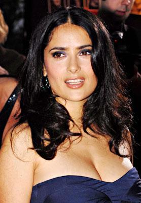 Salma hayek clipart.
