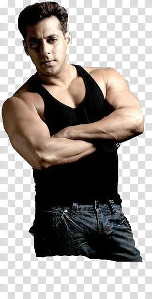 Salman Khan transparent background PNG clipart.