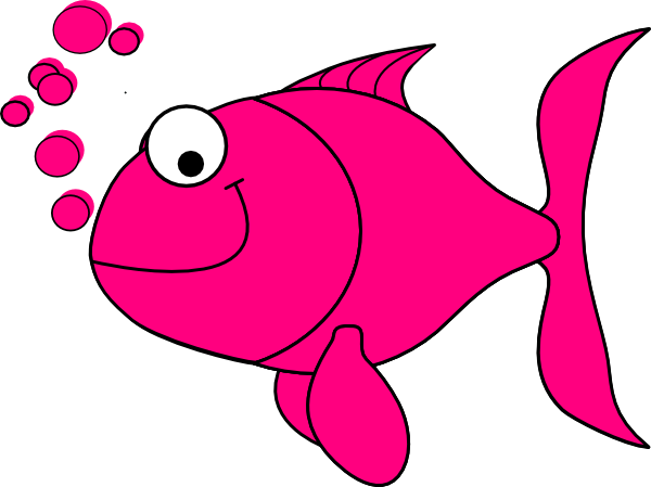 School salmon clipart.