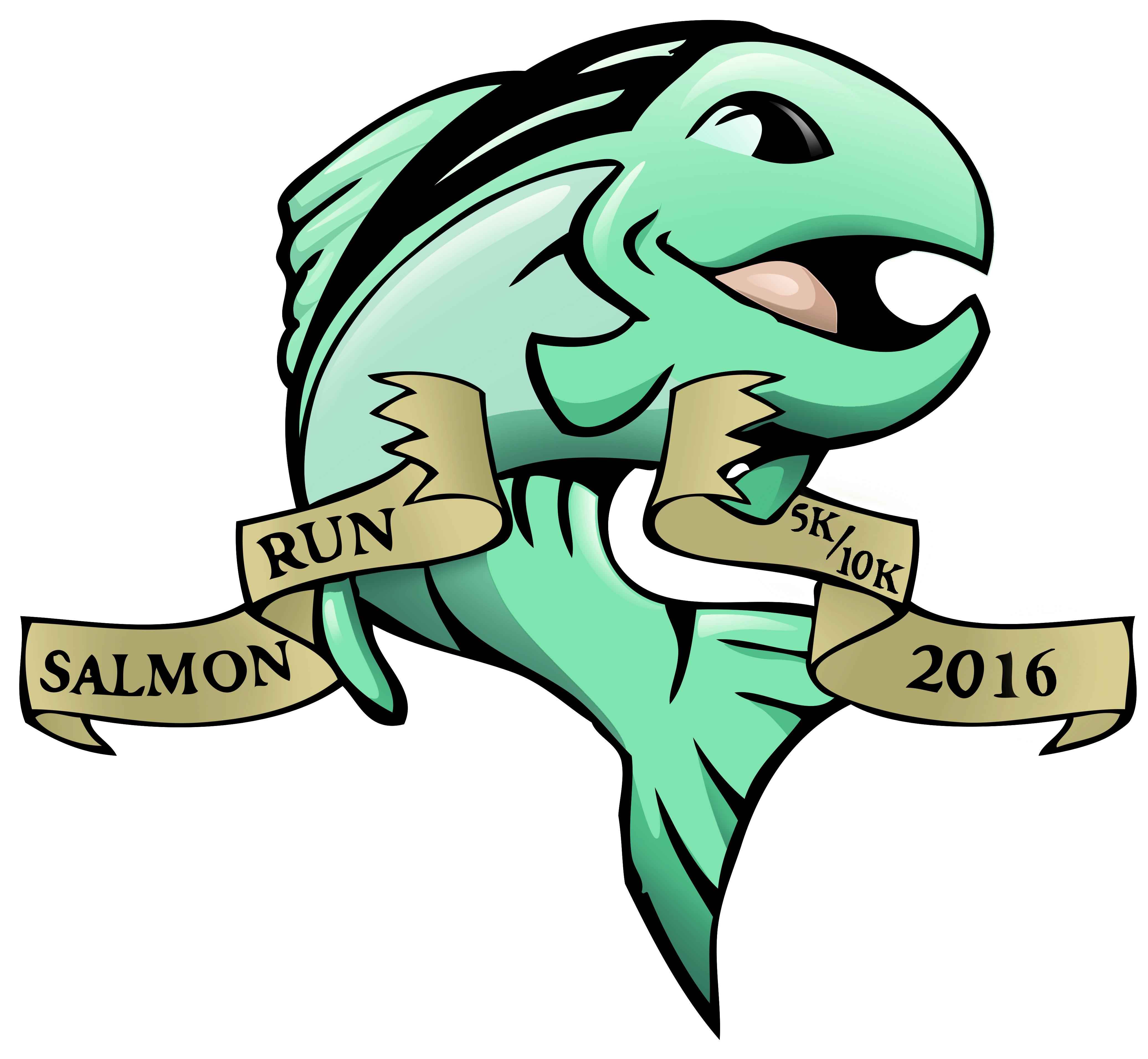 Salmon Run 5k/10k.