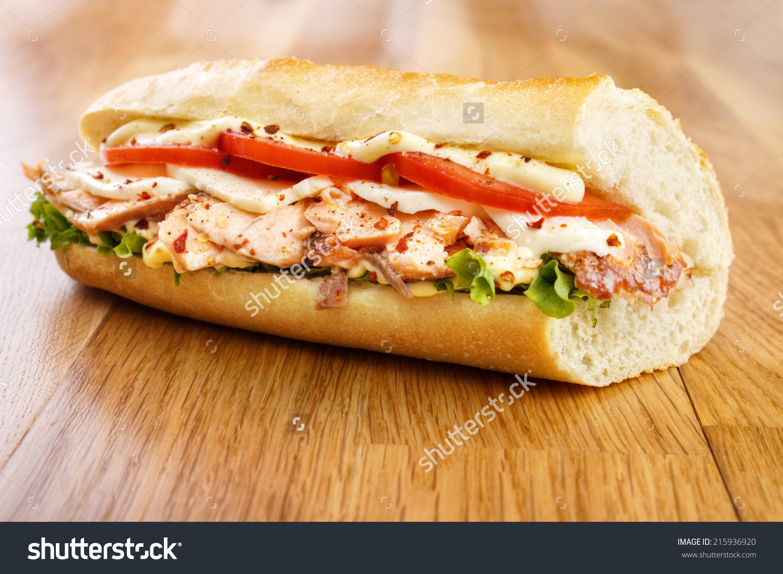 how to make smoked salmon sandwich