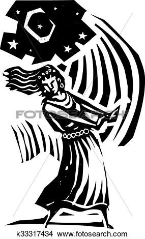 Clipart of Salome k33317434.