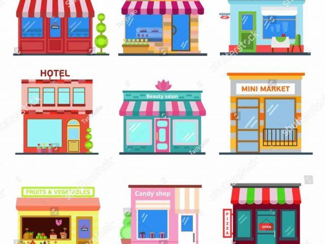 Building clipart salon, Building salon Transparent FREE for.