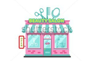 Salon building clipart 3 » Clipart Portal.