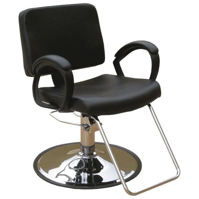 Ava Styling Chair with Base.