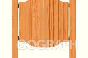 Saloon doors clipart 7 » Clipart Portal.