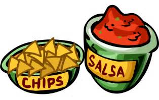 Similiar Clip Art Nachos And Salsa Keywords.