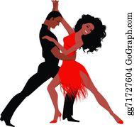 Latin Dance Clip Art.