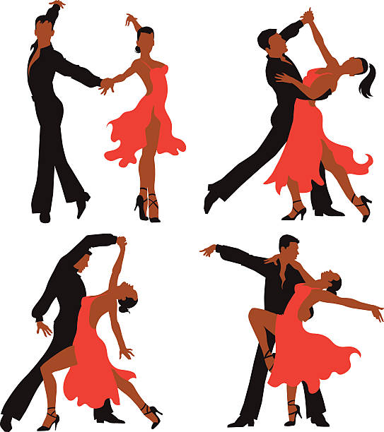 Salsa dancer clipart 1 » Clipart Station.