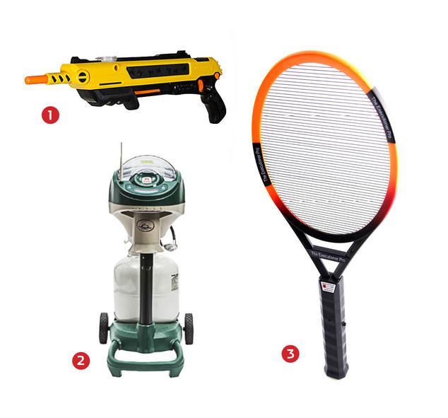 Man vs. Bugs: Who's Winning?.