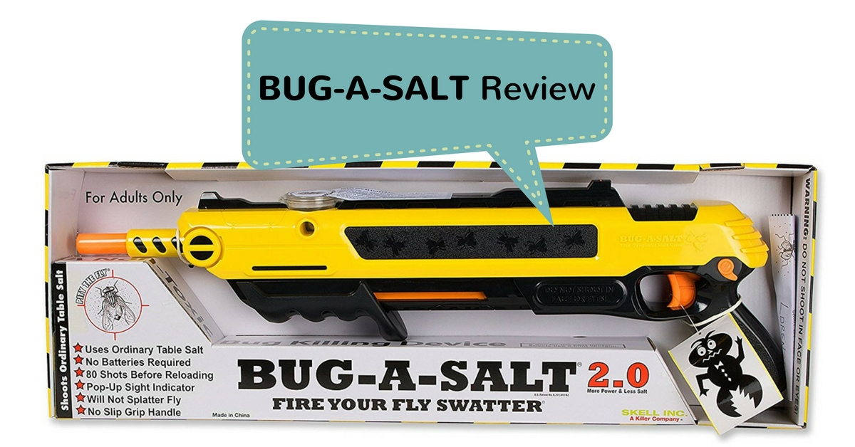 Bug a salt 2.0 Review 2017.