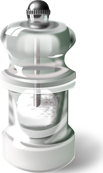 Salt Shaker Clip Art at Clker.com.