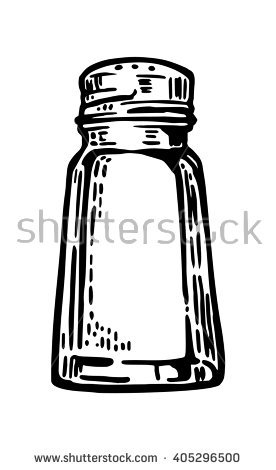 Salt Shaker Stock Photos, Royalty.