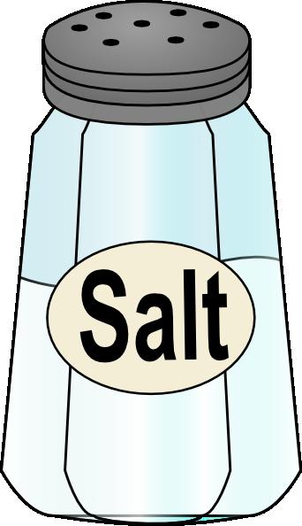 Salt salt clipart #6