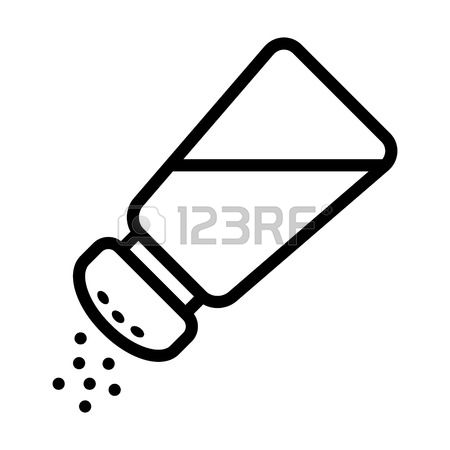 2,271 Salt Shaker Cliparts, Stock Vector And Royalty Free Salt.