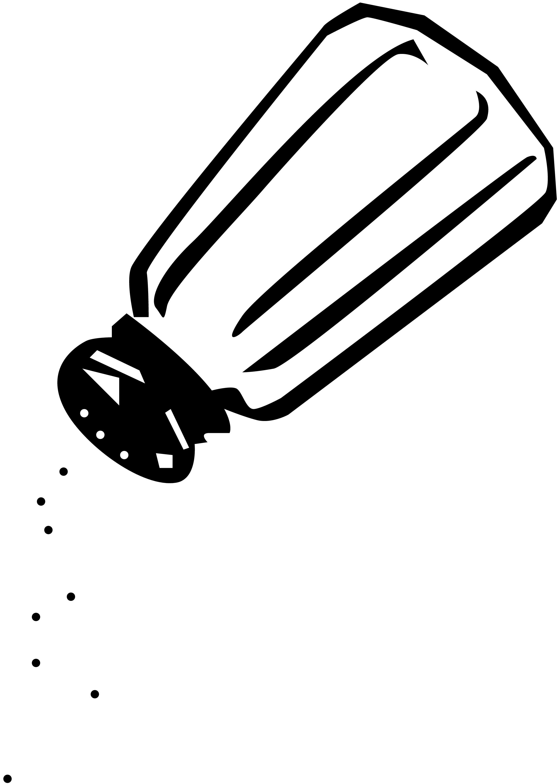 Salt salt clipart #1