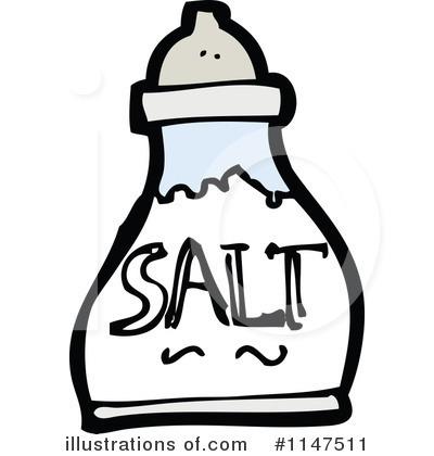 Salt Clipart.