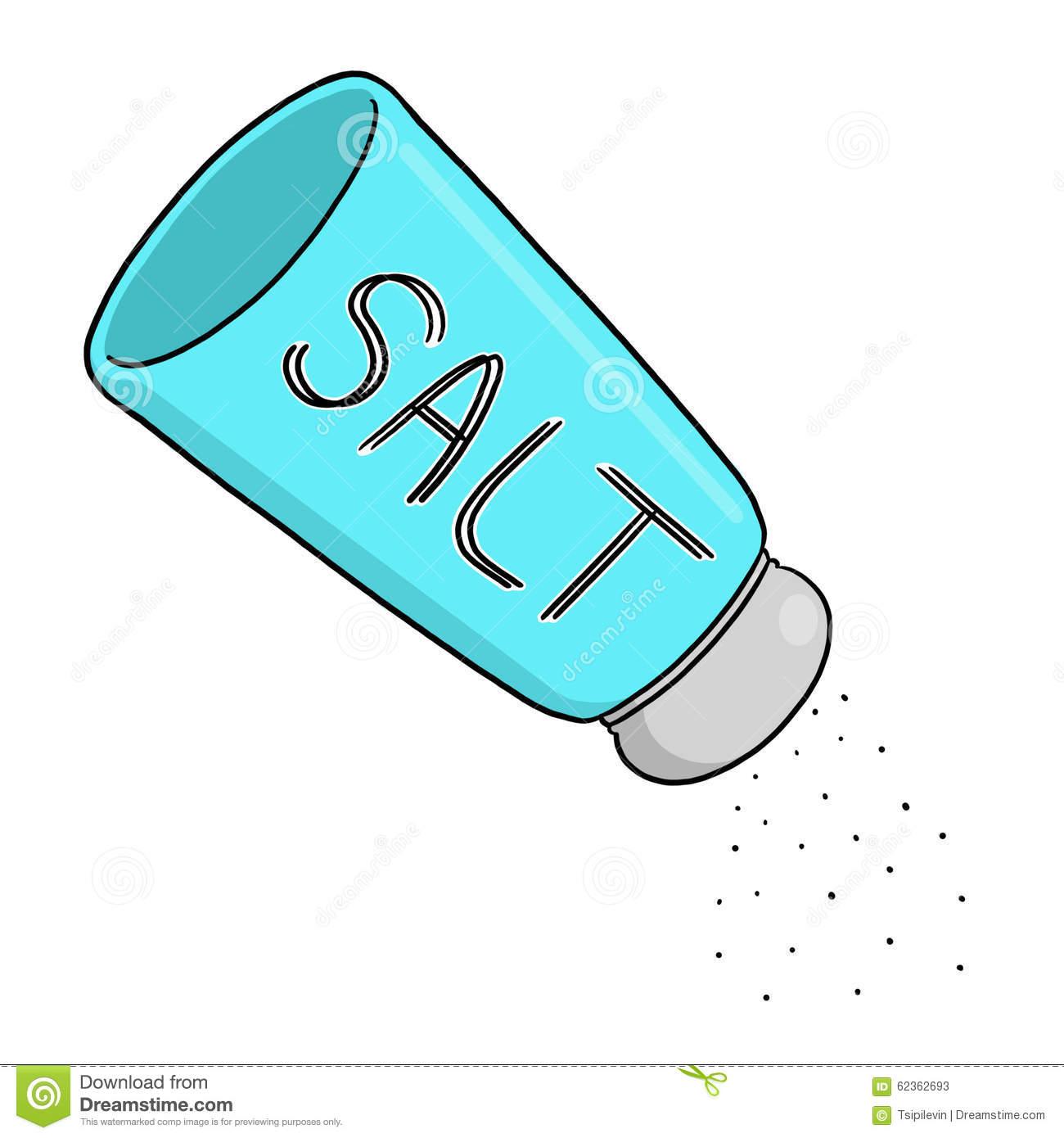 Salt Shaker Clipart Free.
