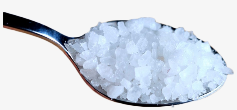 Vector Crystal Salt Vector Stock.