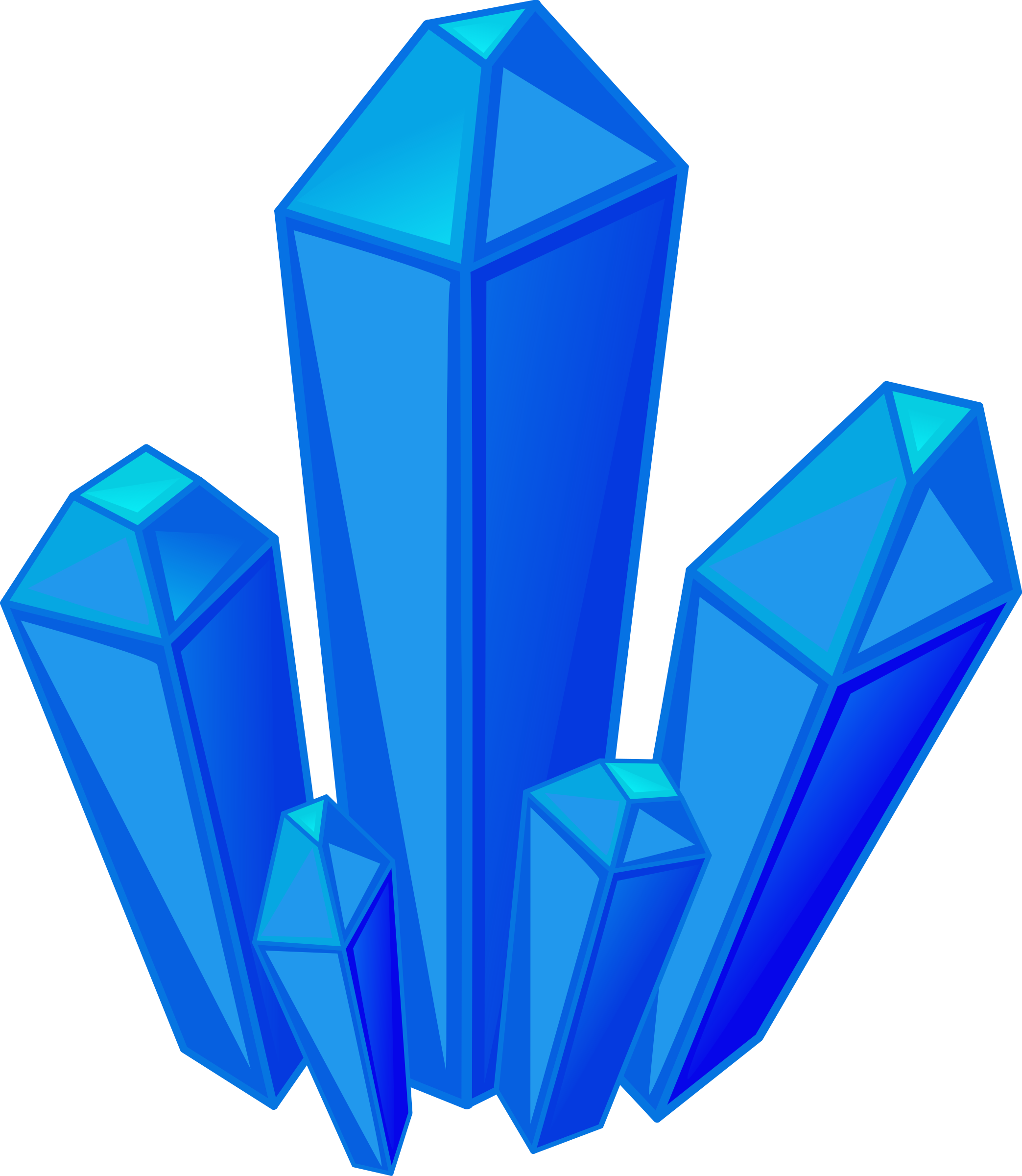 Mineral Clipart.