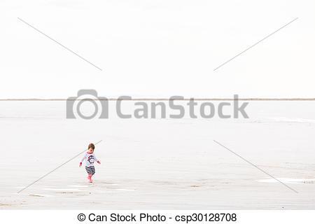 Stock Photography of Bonneville Salt Flats.
