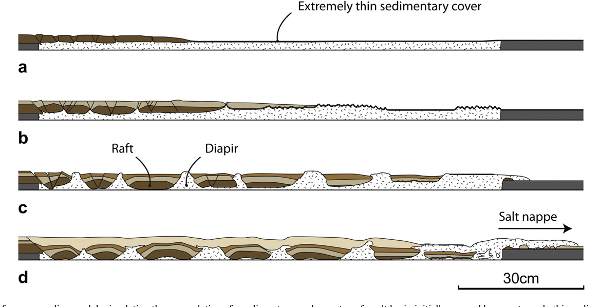 Figure 8 from Salt tectonics at passive margins: Geology versus.