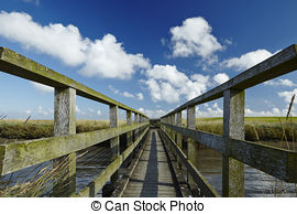 Stock Images of Westerhever (Germany).