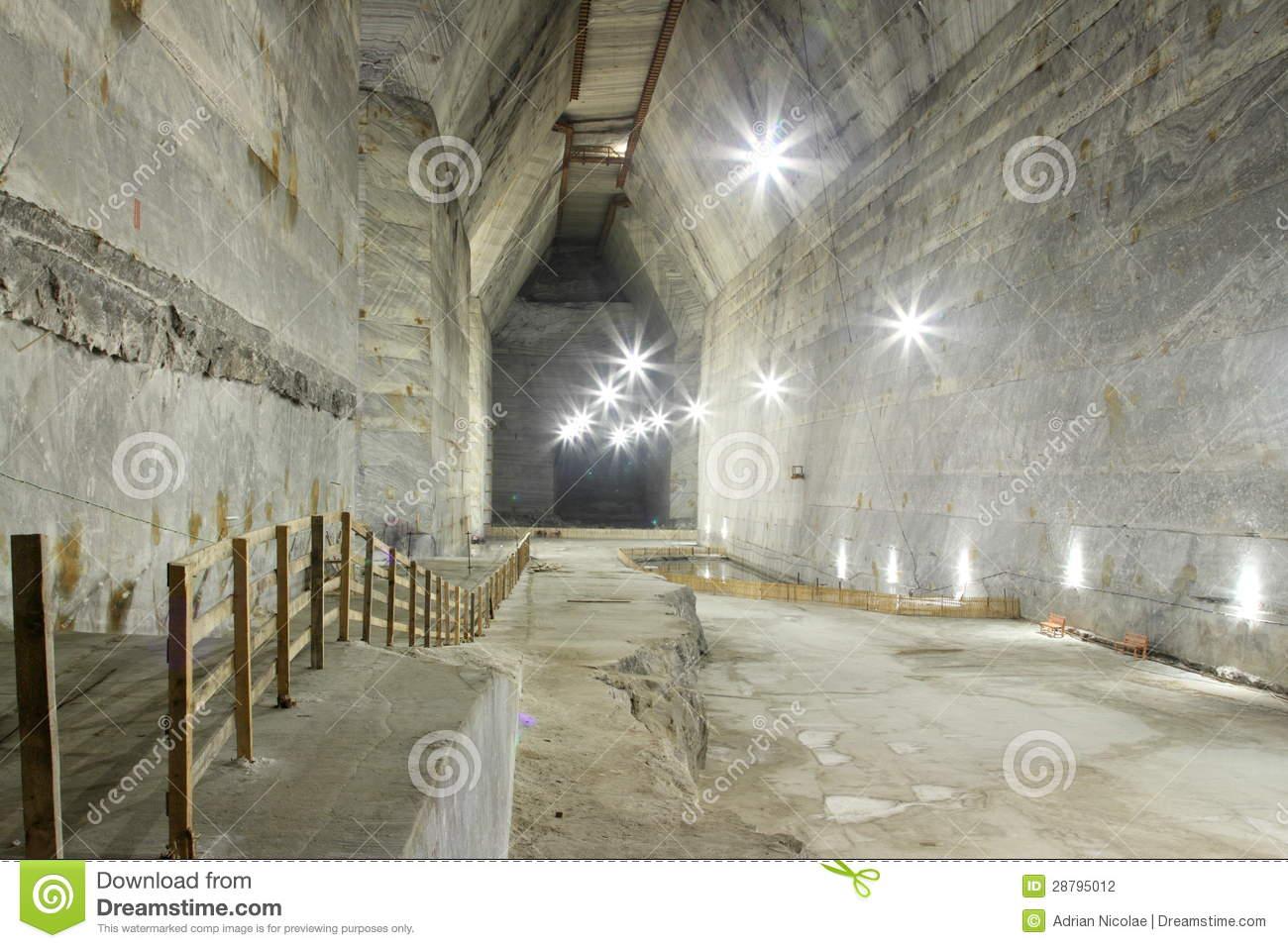 Slanic Salt Mine.