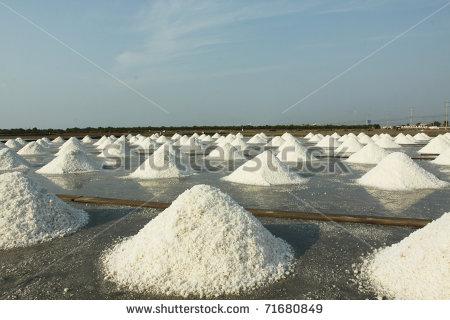 Salt Pile Clipart.