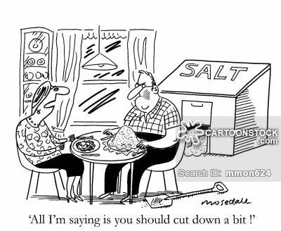 Road Salt Cartoons and Comics.