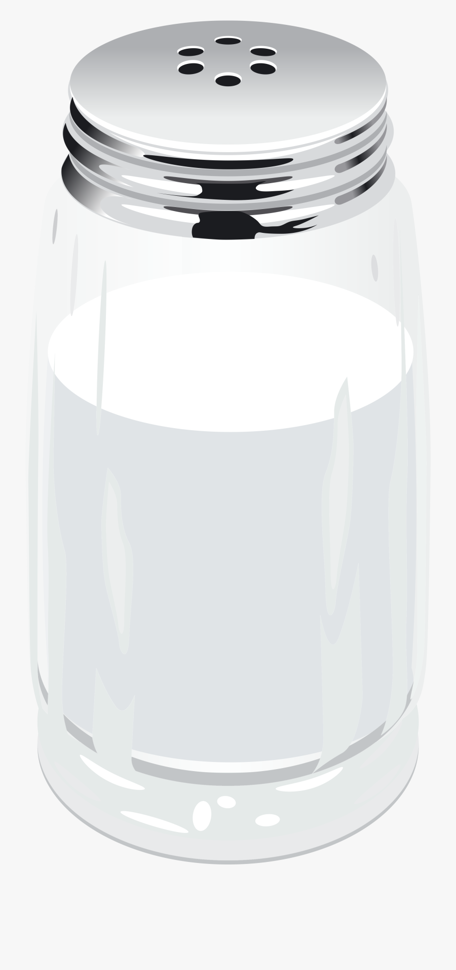 Salt Shaker Png Clipart.