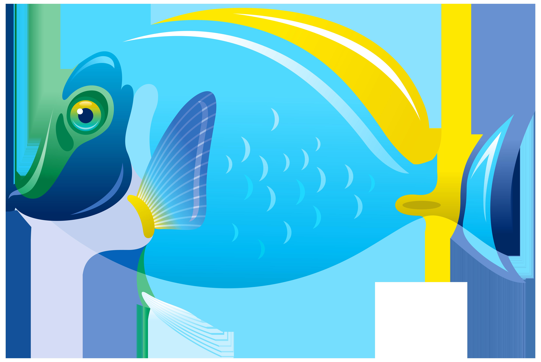Saltwater fish Clip art.