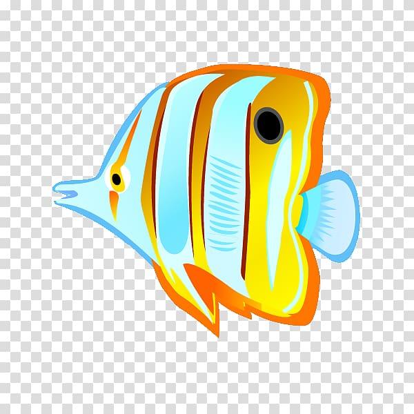 Tropical fish Saltwater fish , fish transparent background.