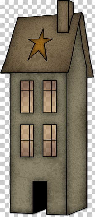 Saltbox House , house PNG clipart.