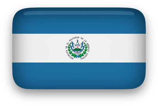 Free Animated El Salvador Flags.