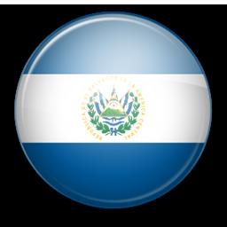 El Salvador Icon.