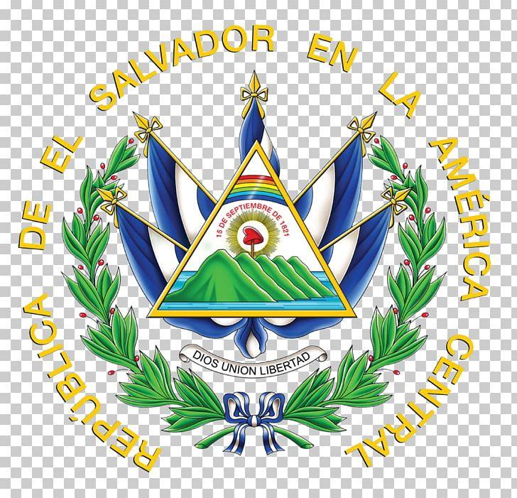 Consulate Of El Salvador Coat Of Arms Of El Salvador Flag Of.