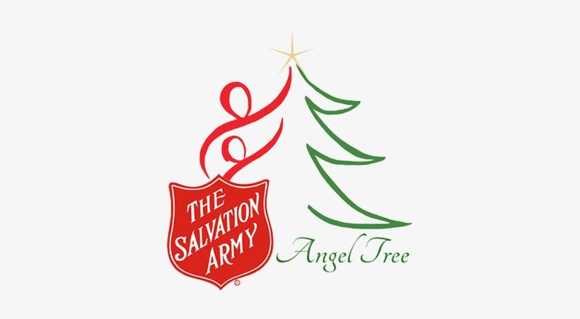 Salvation Army Angel Tree 2016.