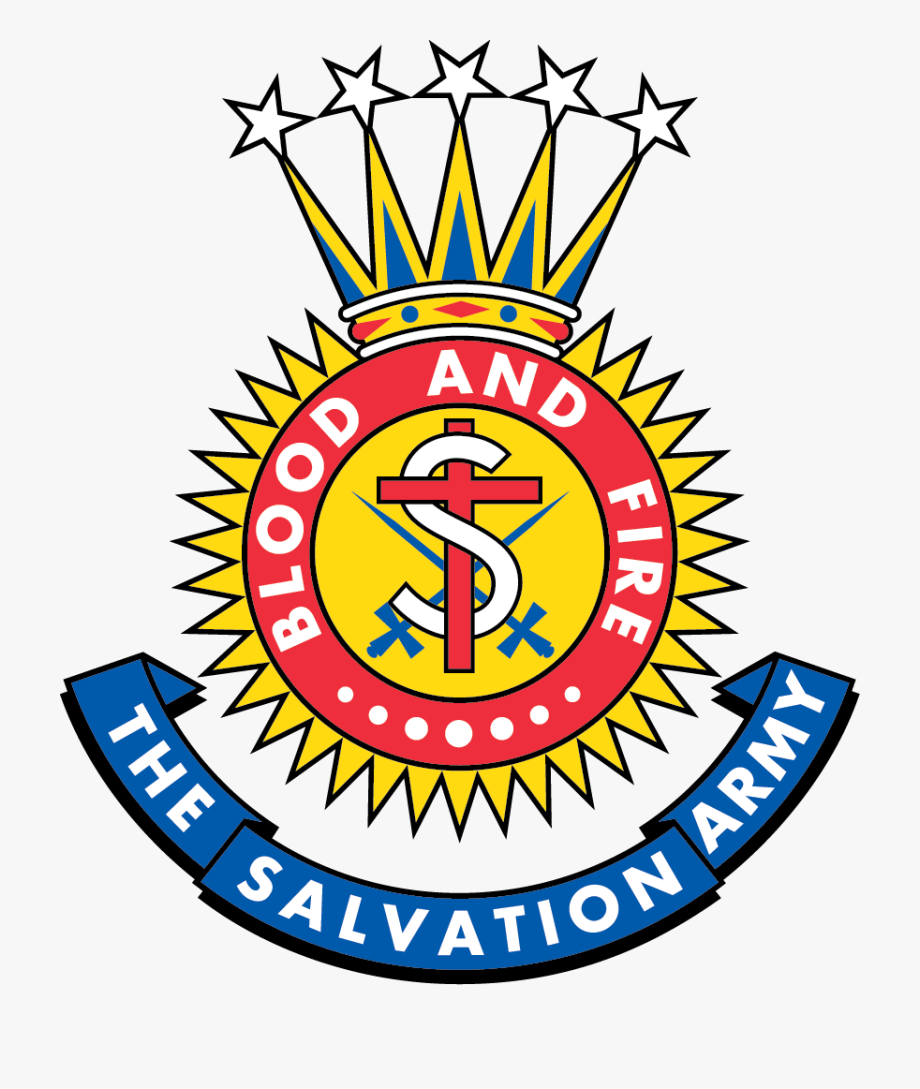Salvation Army Church Logo, Leger, Quilling, Army.