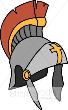 Helmet Of Salvation Clipart.